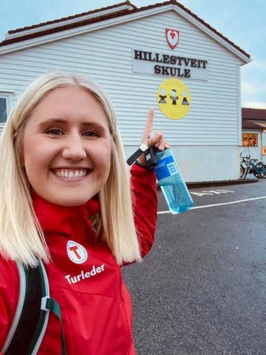DNT Ung etablerer seg på Bømlo