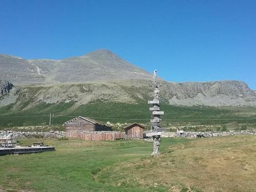 Uke 31: Føremelding for Alvdal Vestfjell