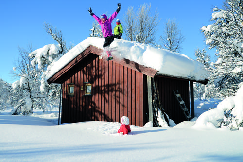 Klar for vintertur i fjellet?