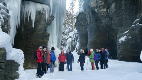 Hverdagstur/seniortur til Isslottene i Vinstraelva