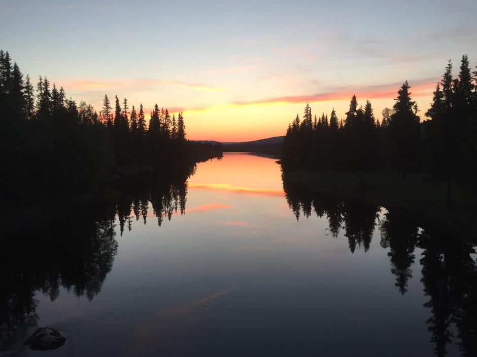 Elva Åsta gir god sommerstemning