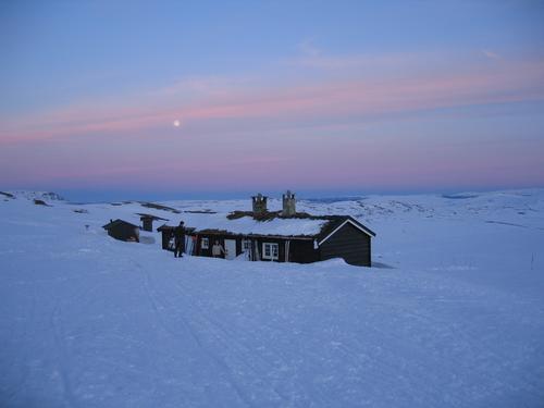 Vinterferie på selvbetjente hytter