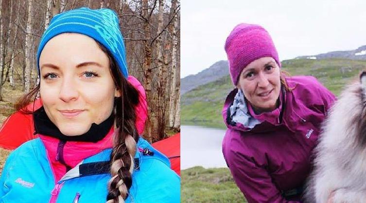 Theres Tangen og Veronika Sund er klar for å fortelle fra vinnerturene sine