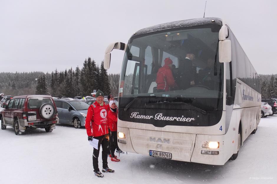 Styreleder Kristen Bartnes er en av turlederne på Sjusjøen-Gåsbu og håper du blir med!