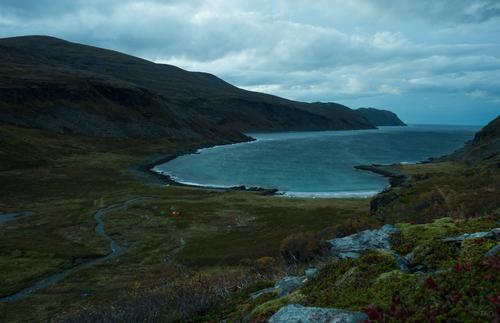 Oversiktsbilde Bastafjorden