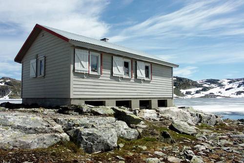 Slutt for Kvanntjørnsbu 1 November 2017