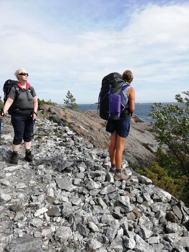Langs kysten fra Vestfold til Telemark
