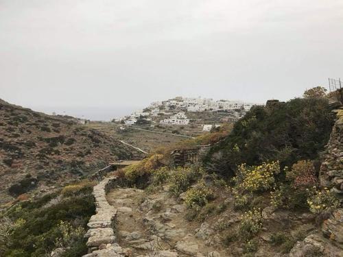 Utsikt mot Apollonia
