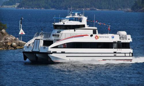 Helgøy skyssbåt