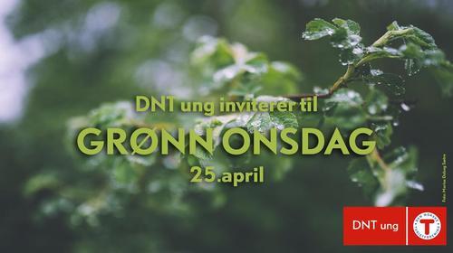 Grønn onsdag på Tursenteret
