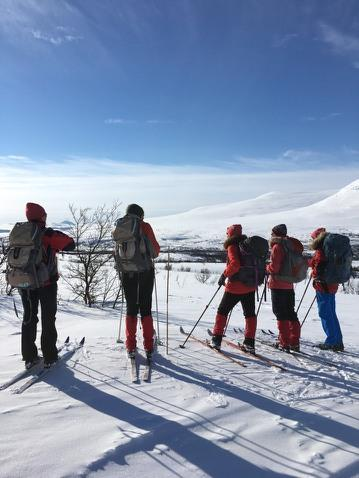 Hardangervidda ble byttet ut med Alvdal 3-5 mars
