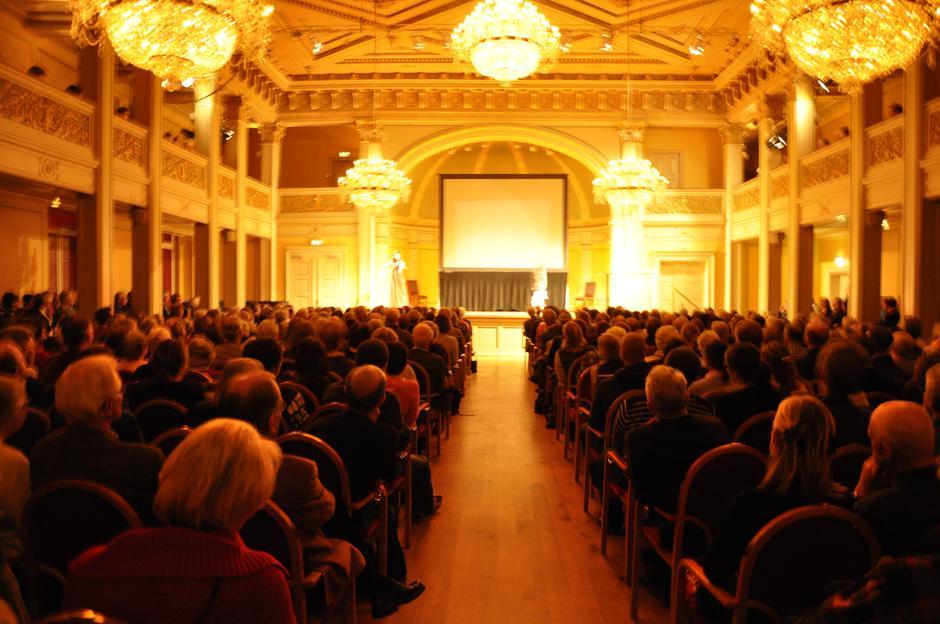 Møtet finner sted i Gamle Losjen. Men vi har mye nytt på programmet!