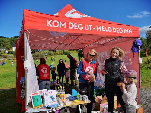 Friluftsfest i Romsdal