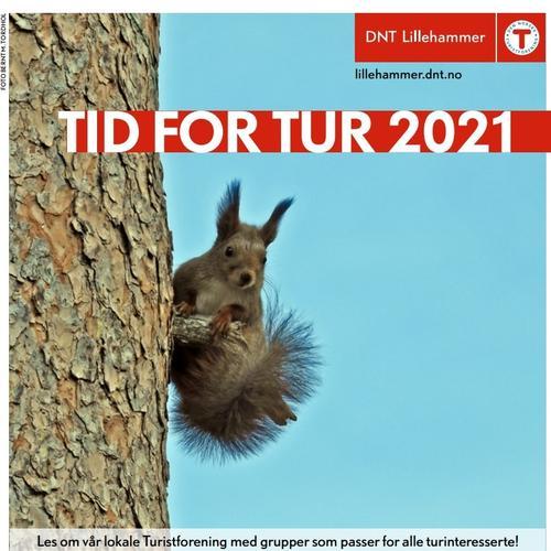 Nytt hefte om DNT Lillehammer