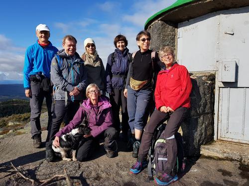 Vellykket dagstur til Styggemannen i Skrimfjella