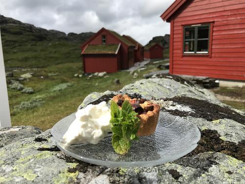 Ekta og reine varer til fjells