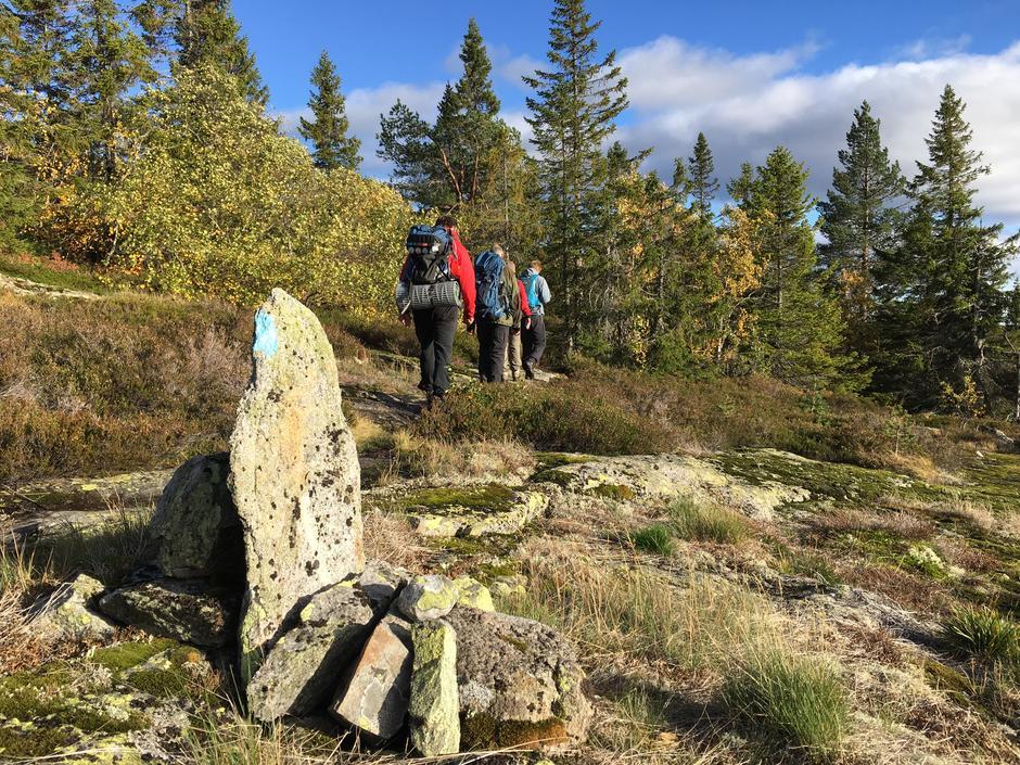 Som lærling åpna muligheten seg for å ta grunnleggende turlederkurs, som ruster deltakerne til å lede turer i nærområdet.