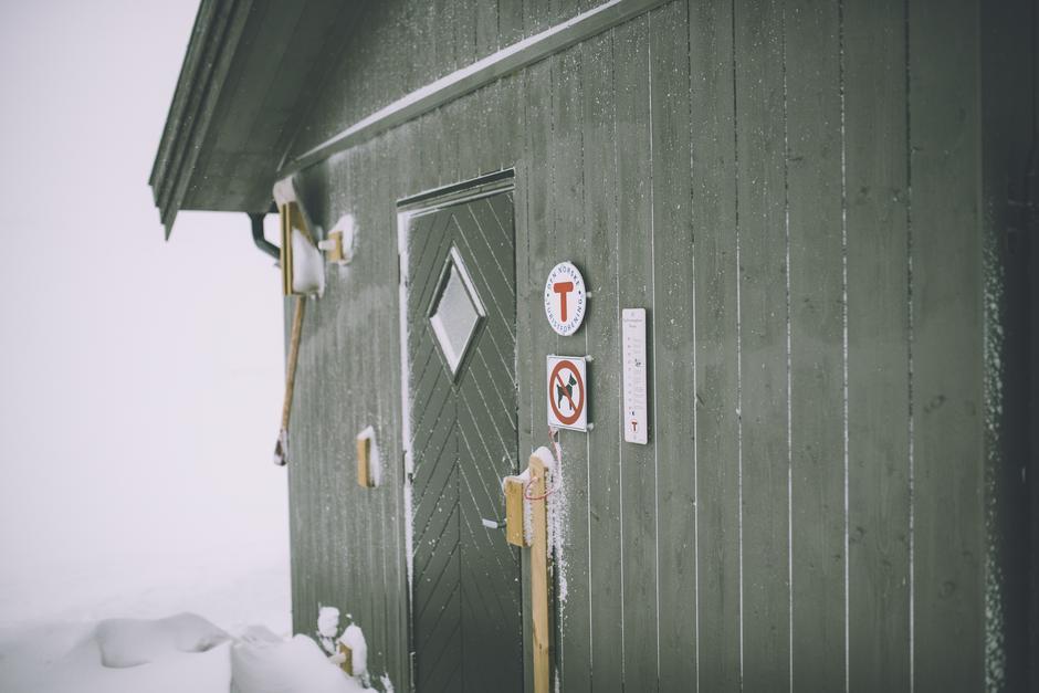 H.K.H. Kronprins Haakon MAgnus åpner vår egen Haakonsbu oppe i Jonsheimen
