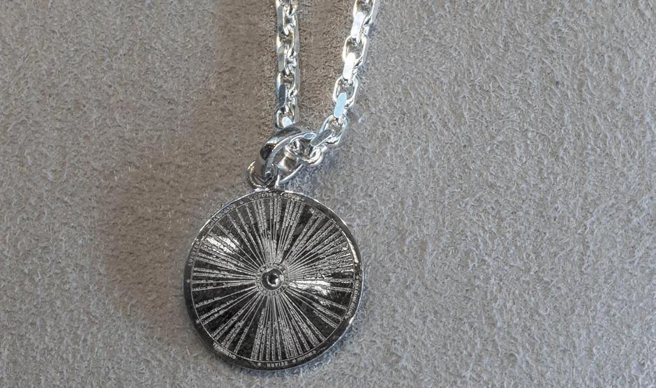 Keiservarden-smykket i sølv