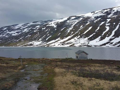 Føremelding for Sunnmørsalpene og Tafjordfjella