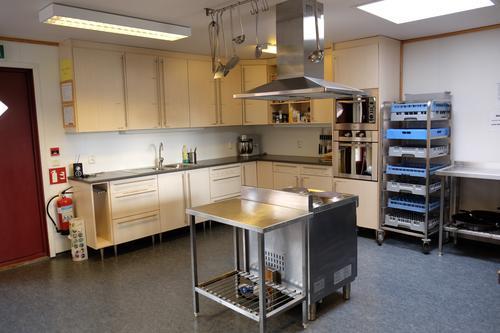 Guest kitchen Bolten