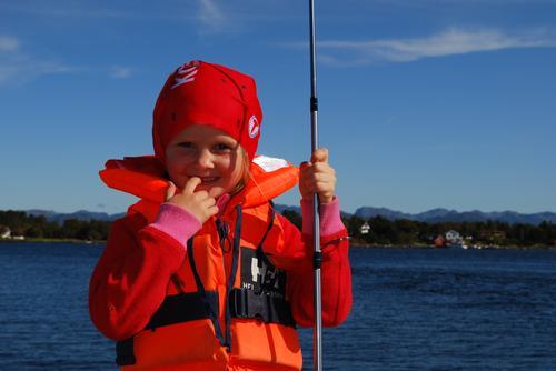 Forventninger om fiskelykke i Lundsvågen, Stavanger