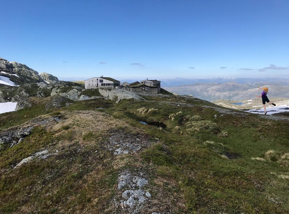 Tirsdag 29.6.21: Breidablik i Kvammafjella gir energi!