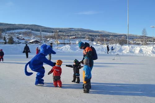 Kom deg ut-dagen Lillehammer februar 2019