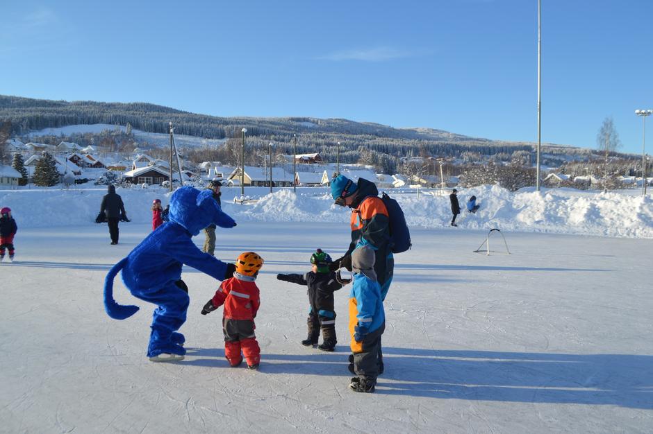 Kom deg ut-dagen Lillehammer 2019.