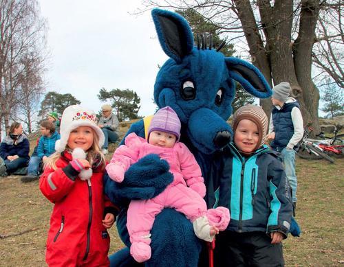 Barnas Turlag Asker brosjyre for 2016 er klar!