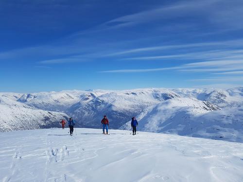 Fra fjord til fjell på Vestlandet