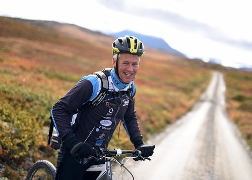 KLAR: Gi sykkelen en vedlikeholdsøkt og husk verktøy. Hjelm er en selvfølge!