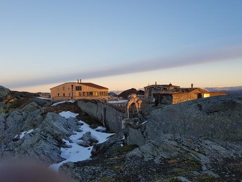 Breidablik i Kvammafjella