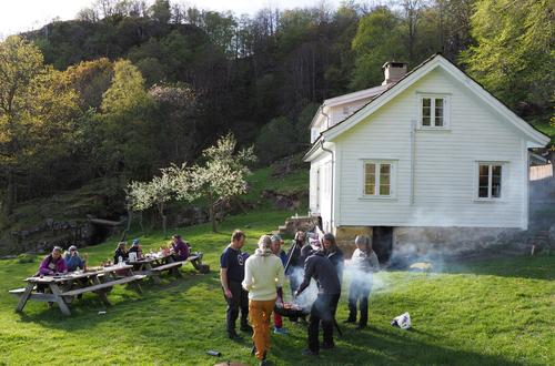 Norges fineste DNT-hytte