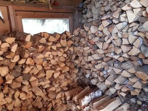 Sveinsbu er klar for vinteren!