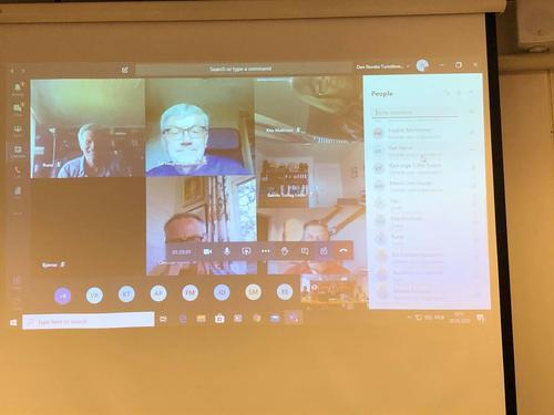 Digitalt årsmøte i Turlaget