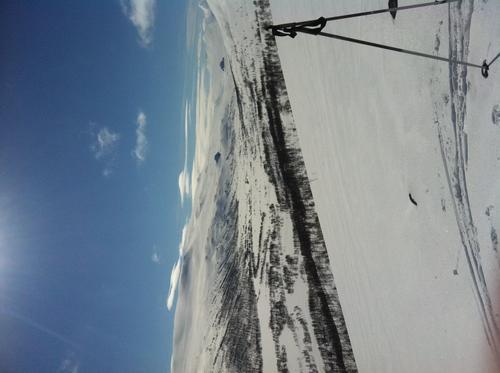 Utsikt nedover Bjøllådalen