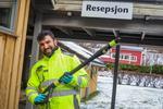 Vil du hjelpe til på tidenes kjekkeste maledugnad i Lysefjorden?