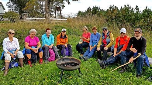 Tur til Sillongen 1. september