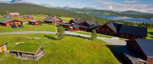 Seniorgruppa i Fjell Turlag til Golsfjell 11. - 16. august 2019