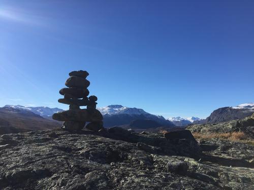 Fra Sikkilsdalshø