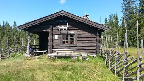 2 hytter åpner til uka!