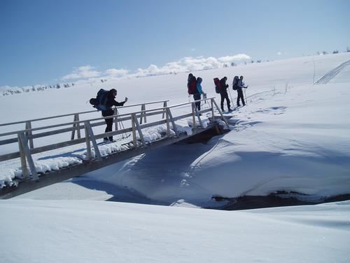 Bli med på fjelltur i februar