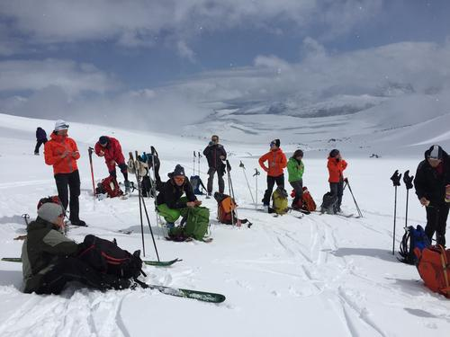 Vårskitur til Besshø 2258 moh