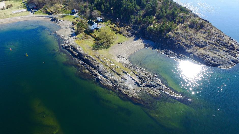 Langøyene i indre Oslofjord er et sommermekka. Bli med oss på kajkkurs i sommer.