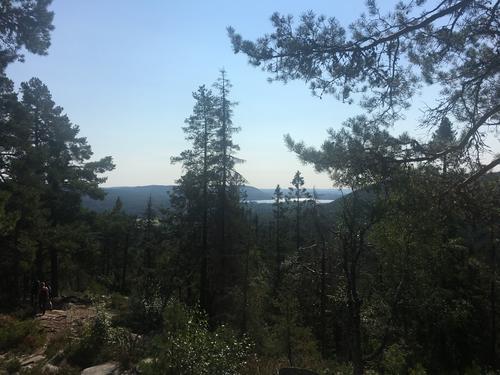 Utsikt fra Furumokollen