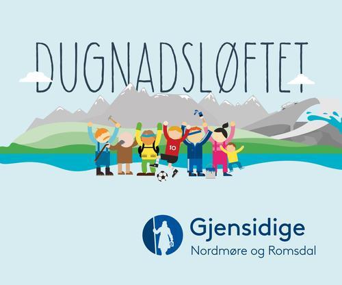 Gjensidige Nordmøre & Romsdal støtter MRT!