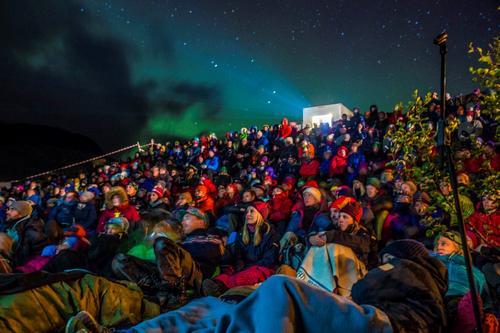 Rekordmange unge på Fjellfilmfestivalen i Jotunheimen