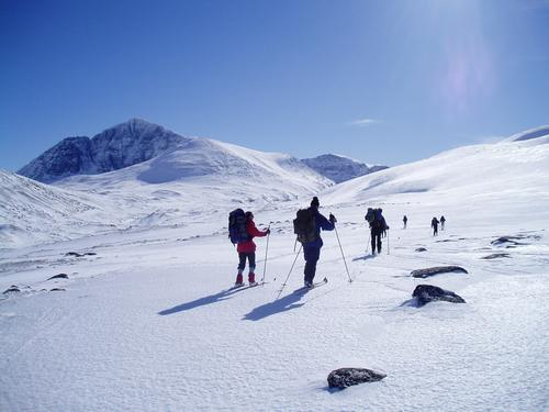 God gli i Rondane. Foto Hilde Løken Magnussen