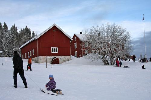 Er dette Trondheims fineste aketur?